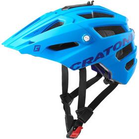 Cratoni AllTrack Kask MTB, blue